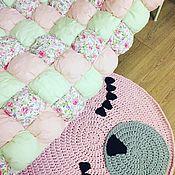 Одеяла ручной работы. Ярмарка Мастеров - ручная работа Бомбон-одеяло. Handmade.