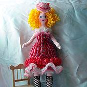 Куклы и игрушки ручной работы. Ярмарка Мастеров - ручная работа Кукла Конфетка. Handmade.