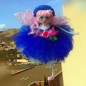 Куклы и игрушки ручной работы. Ярмарка Мастеров - ручная работа кукла Нежность. Handmade.