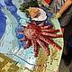 Экстерьер и дача ручной работы. Ярмарка Мастеров - ручная работа. Купить Керамическое панно для фасада. Handmade. Дача, камины, дизайн