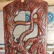 """Для дома и интерьера ручной работы. Ярмарка Мастеров - ручная работа Дверь """"Дерево"""". Handmade."""