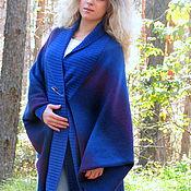 """Одежда ручной работы. Ярмарка Мастеров - ручная работа Кимоно """"Фиолет"""". Handmade."""