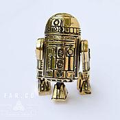 Сувениры и подарки ручной работы. Ярмарка Мастеров - ручная работа R2D2 - робот из Звёздных Войн. Handmade.