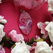 """Фен-шуй и эзотерика ручной работы. Ярмарка Мастеров - ручная работа Кулон из агата """"Любовь"""". Handmade."""