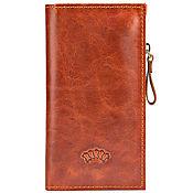 Сумки и аксессуары handmade. Livemaster - original item Leather purse