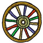 Колесо Фортуны - Ярмарка Мастеров - ручная работа, handmade