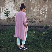 """Одежда ручной работы. Ярмарка Мастеров - ручная работа Кардиган """"Утренний город"""". Handmade."""
