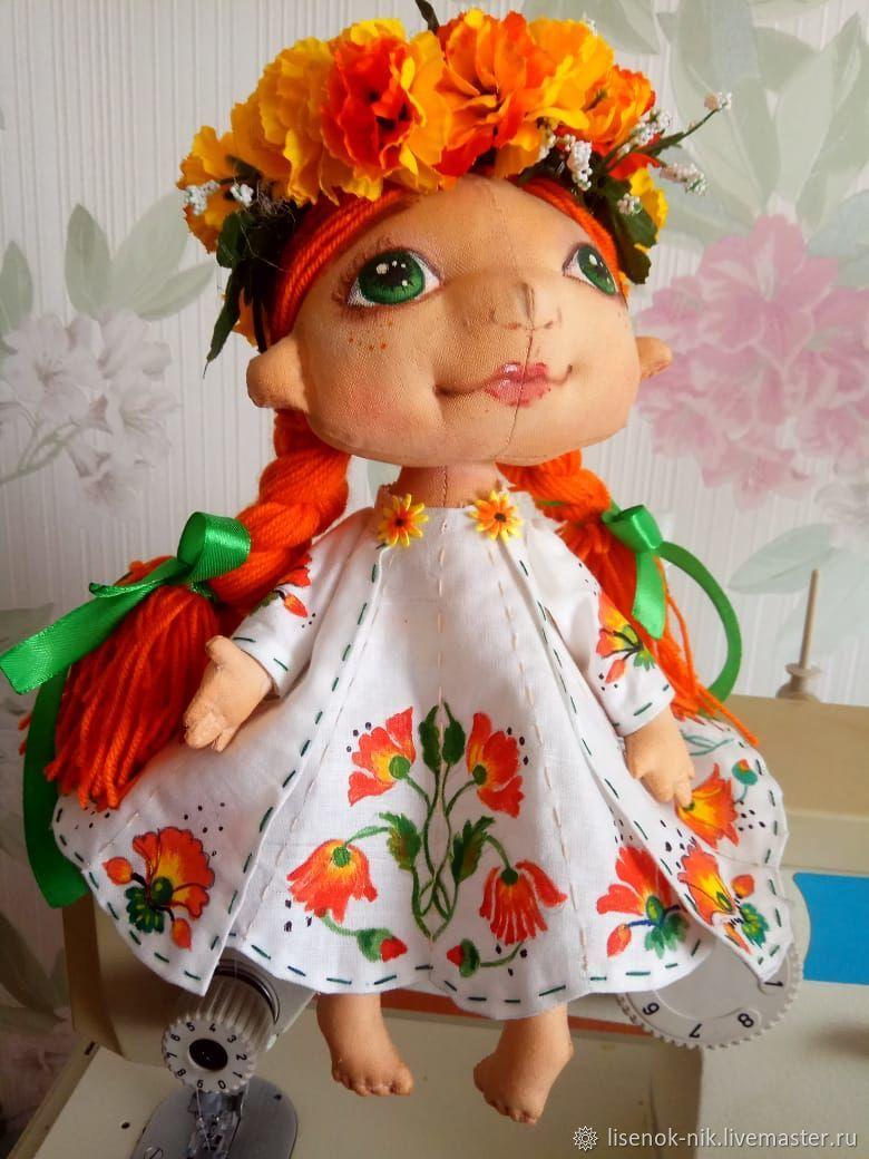 Купавушка, Народная кукла, Москва,  Фото №1
