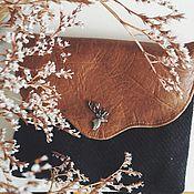 Сумки и аксессуары ручной работы. Ярмарка Мастеров - ручная работа Сумочка с оленем, ANY_animal. Handmade.