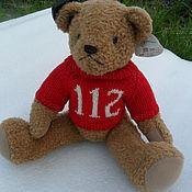 Vintage toy handmade. Livemaster - original item Antique Teddy bear,Germany. Handmade.