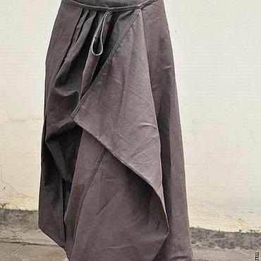 Одежда ручной работы. Ярмарка Мастеров - ручная работа Юбка в стиле бохо. Handmade.