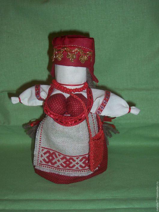 """Персональные подарки ручной работы. Ярмарка Мастеров - ручная работа. Купить Кукла """"Успешница"""". Handmade. Традиционная кукла, оберег"""