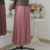 Одежда ручной работы. Ярмарка Мастеров - ручная работа Юбка солнце, размер 44/46/48. Handmade.
