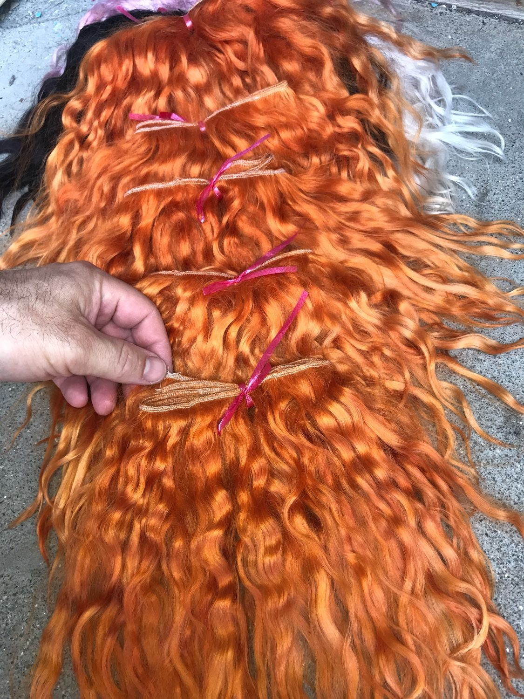 Трессы для волос 39
