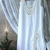 Одежда handmade. Livemaster - original item Babydoll. Combination. Bodycon dress.. Handmade.
