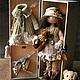 Текстильная кукла. Текстильные куклы. Коллекционные интерьерные куклы Казань