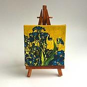 Картины и панно handmade. Livemaster - original item Miniature