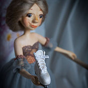 Куклы и игрушки ручной работы. Ярмарка Мастеров - ручная работа Ballet .... Handmade.