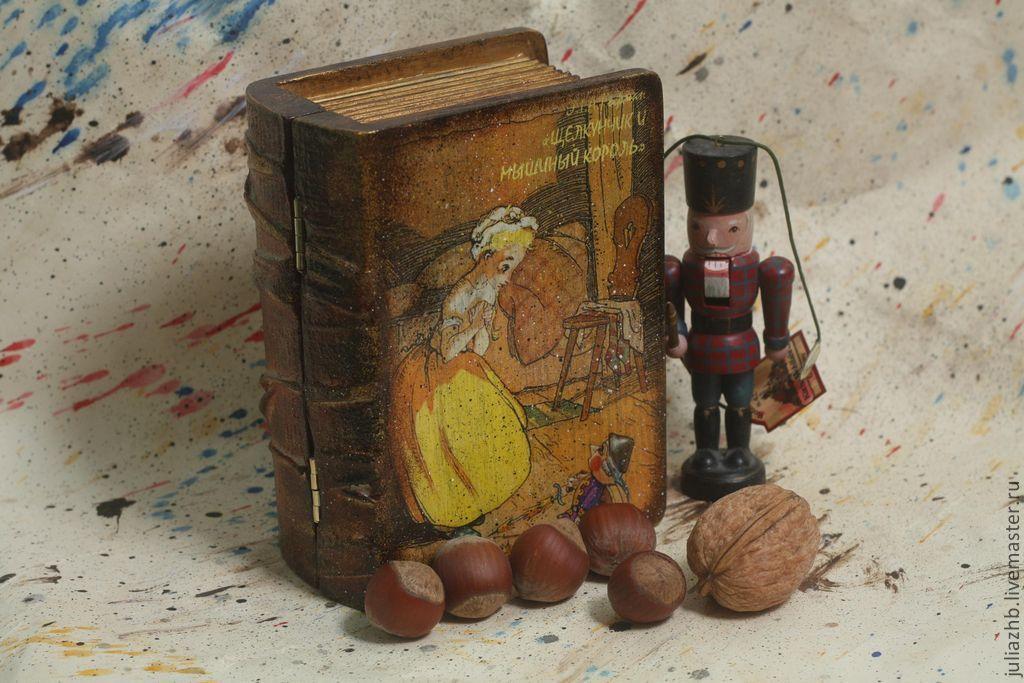 The Nutcracker, bonbonniere, Folk decorations, Sergiev Posad,  Фото №1