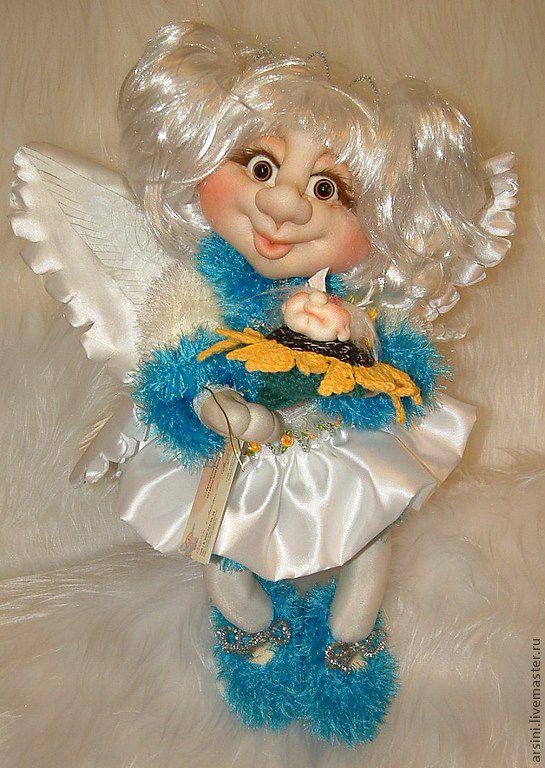 Angel, Stuffed Toys, Moscow,  Фото №1