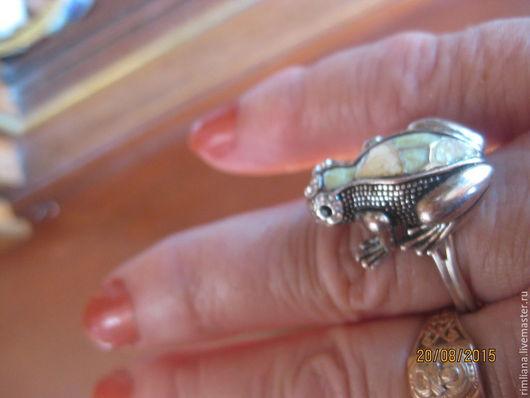 """Кольца ручной работы. Ярмарка Мастеров - ручная работа. Купить Кольцо  авторское """" Удача в дом!"""". Handmade. Кольцо"""