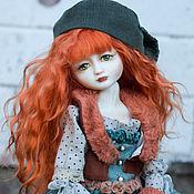 Куклы и игрушки handmade. Livemaster - original item Porcelain doll Anastasia. Handmade.