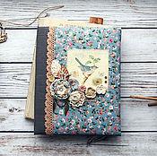 Канцелярские товары handmade. Livemaster - original item The cover of the school diary. Handmade.