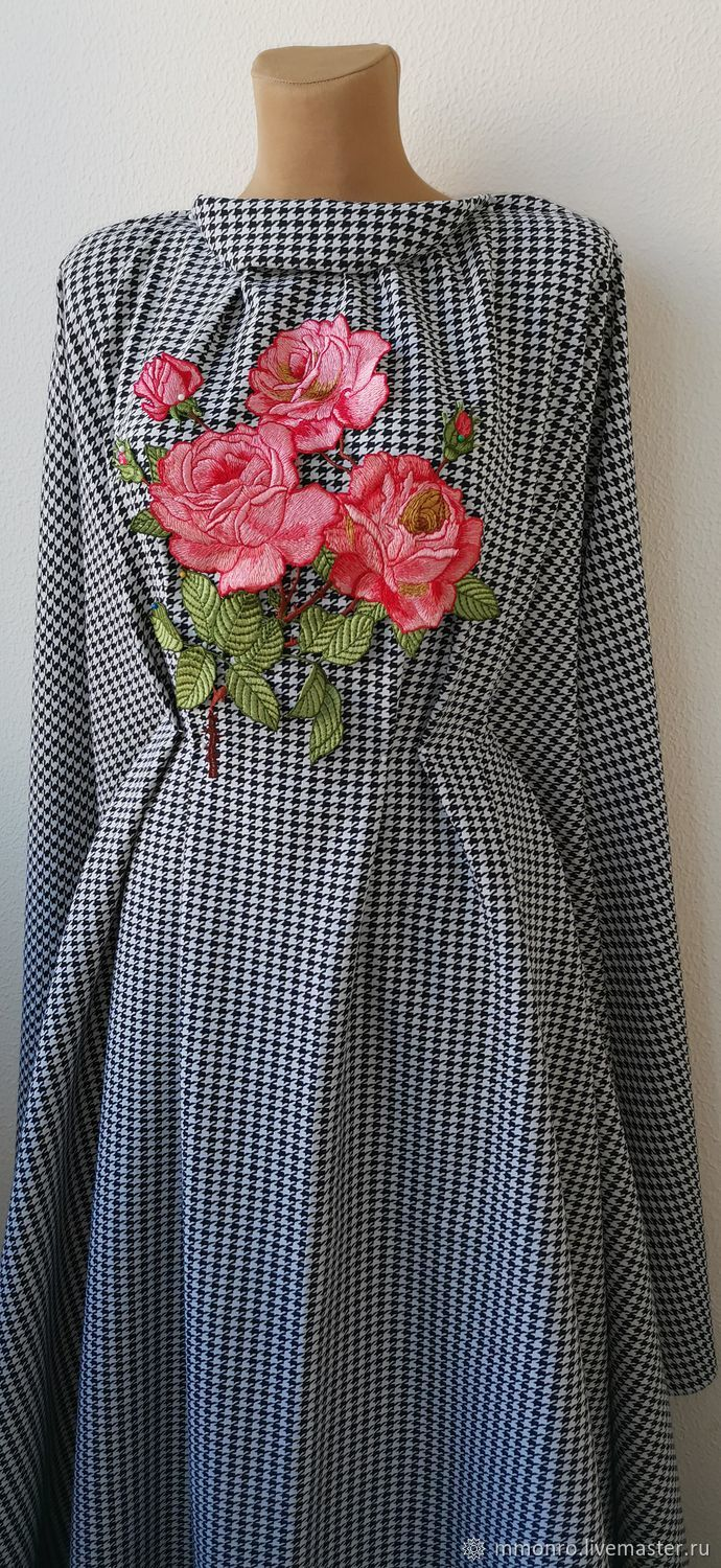 Embroidery, lace, applique. Alice in the Rose Garden, Applications, Podolsk,  Фото №1