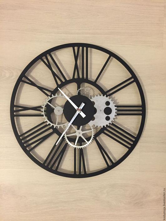 """Часы для дома ручной работы. Ярмарка Мастеров - ручная работа. Купить Часы 40см """"Kaiku -Aisi"""". Handmade. Часы настенные"""