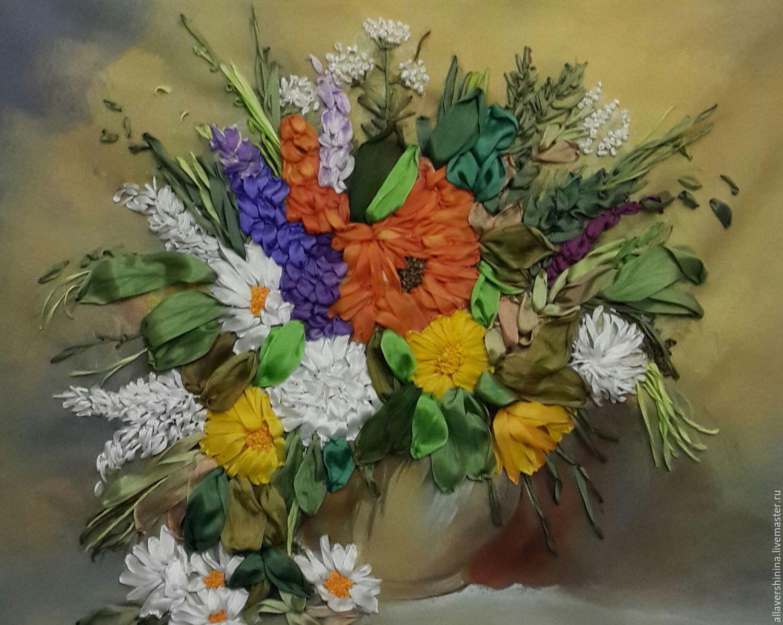 Работа в просто цветы