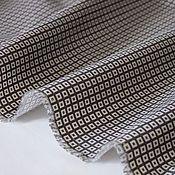 Ткани ручной работы. Ярмарка Мастеров - ручная работа Плащевка (Brioni), Италия. Handmade.