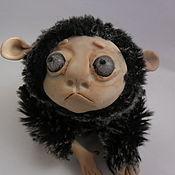 Куклы и игрушки ручной работы. Ярмарка Мастеров - ручная работа Бузяка Лемурча. Handmade.