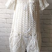 handmade. Livemaster - original item Christening dress