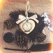 Подарки к праздникам ручной работы. Ярмарка Мастеров - ручная работа Елочная игрушка. Handmade.