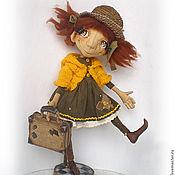 Куклы и игрушки ручной работы. Ярмарка Мастеров - ручная работа Мартина. Коллекционная кукла.. Handmade.
