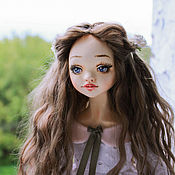 Куклы и игрушки handmade. Livemaster - original item Amalie art doll, ooak, doll interior artdoll. Handmade.
