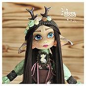 Куклы и игрушки ручной работы. Ярмарка Мастеров - ручная работа Forest deer. Handmade.