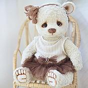Куклы и игрушки ручной работы. Ярмарка Мастеров - ручная работа Мишка Амелия. Handmade.