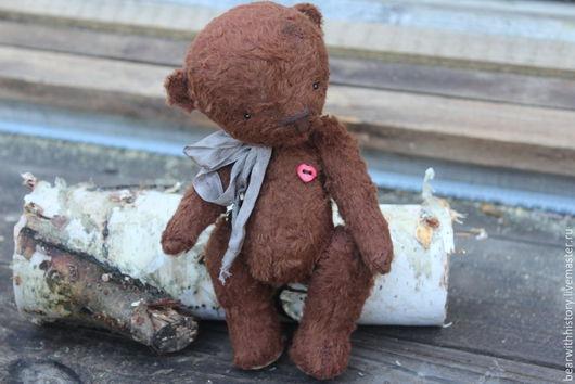 Мишки Тедди ручной работы. Ярмарка Мастеров - ручная работа. Купить Choko. Медведь ручной работы 18 см. Handmade.