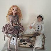 Куклы и пупсы ручной работы. Ярмарка Мастеров - ручная работа Игра. Handmade.