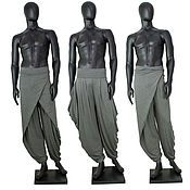Одежда handmade. Livemaster - original item Pants men`s sports pants male pants male Afghani. Handmade.