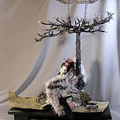 Куклы и игрушки ручной работы. Ярмарка Мастеров - ручная работа Цуру сан в мире грёз.. Handmade.