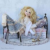 Куклы и игрушки ручной работы. Ярмарка Мастеров - ручная работа Новенькая куколка. Февроньюшка:). Handmade.