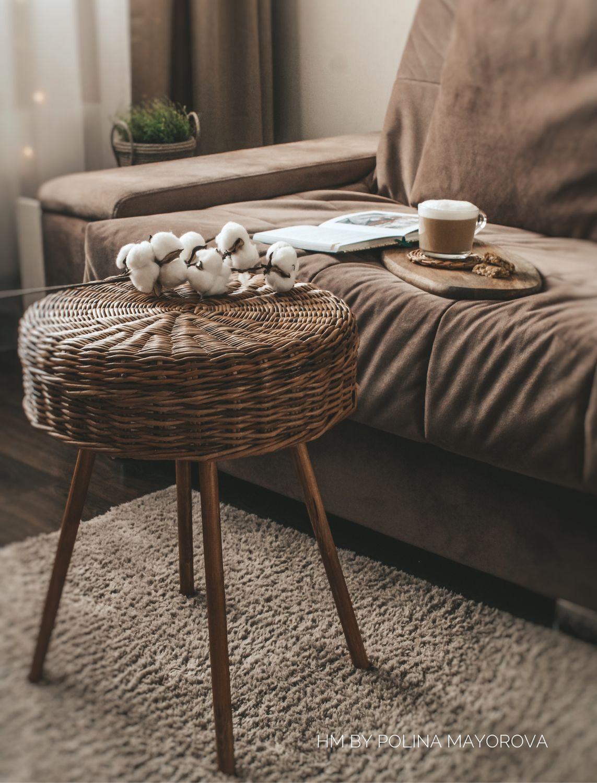 Плетеный стол, Столы, Москва,  Фото №1