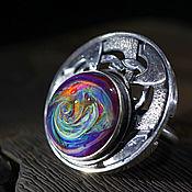 Украшения handmade. Livemaster - original item Ring 18,5