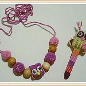 Работы для детей, ручной работы. Ярмарка Мастеров - ручная работа Слингобусы. Handmade.
