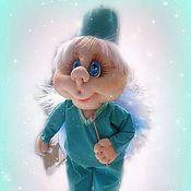 Куклы и игрушки ручной работы. Ярмарка Мастеров - ручная работа Ангел - рефлексотерапевт. Авторская кукла.. Handmade.