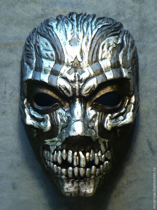 Карнавальные костюмы ручной работы. Ярмарка Мастеров - ручная работа. Купить Маска Призрака из Prince Of Persia: Warrior Within. Handmade.