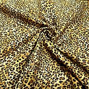 Материалы для творчества ручной работы. Ярмарка Мастеров - ручная работа Американский хлопок. Маленький леопард. Handmade.