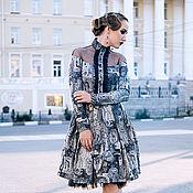 """Одежда ручной работы. Ярмарка Мастеров - ручная работа Платье"""" Грезы и мечты """". Handmade."""